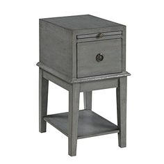 Christopher Knight Home One Drawer Chairside Chest