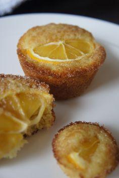 muffins al limone per elisa
