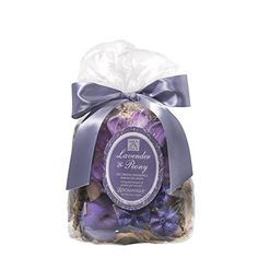 Aromatique Lavender and Peony Potpourri 6 oz Pocketbook -- Click on the image for additional details. (This is an affiliate link) #HomeFragrance