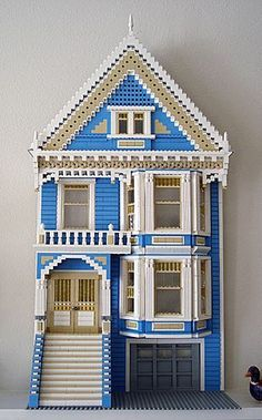 Victorian I: A LEGO® creation by SoftaRae . : MOCpages.com