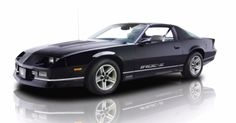 AWESOME 1987 CHEVY CAMARO IROC-Z – AMERICAN MUSCLE CAR