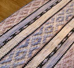 Rag Rugs, Recycled Fabric, Woven Rug, Spinning, Bohemian Rug, Recycling, Weaving, Crochet, Decor