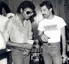 Priceless --> Freddie Mercury & Michael Jackson