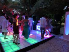 Pista Iluminada Seleccto DJ