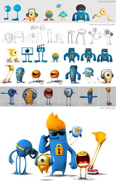 character design, modeling, 3d characters                                                                                                                                                                                 More