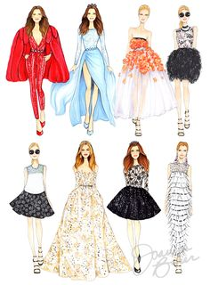 Couture Week Recap… | Joanna Baker : The Blog