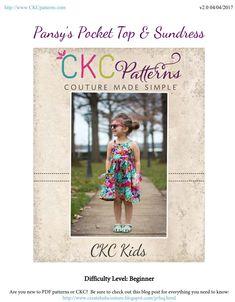 Pansy's pocket de CKC de 2 à 14 ans