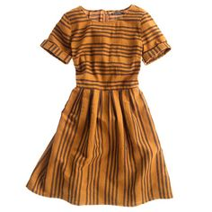 Stucco Stripe Songbird dress, from Madewell.