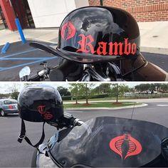 Mikes Pro Lids Review Badass Motorcycle Helmets, Biker Wear, Easy Rider, Pinstriping, Harley Davidson Motorcycles, Custom Bikes, Headgear, Riding Helmets, Shoe Boots