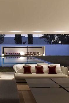 "livingpursuit: "" Moraleja House   Source """