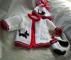 double knitting patterns | Details about Baby Knitting pattern Newborn/0-3 months/doll Scottie ...