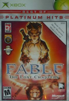 Fable: The Lost Chapters  (Microsoft Xbox , Undefined)
