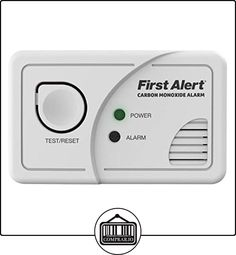 Alarma primera alerta de Monóxido de Carbono  ✿ Seguridad para tu bebé - (Protege a tus hijos) ✿ ▬► Ver oferta: http://comprar.io/goto/B01JP0ZFJQ