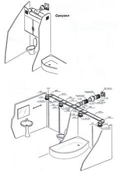 Как сделать вентиляцию в туалете