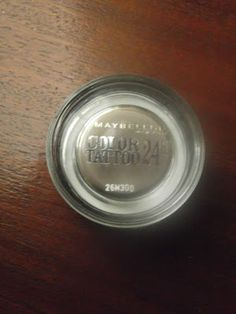 TehTeh Uncovered ®: REVIEW: Maybelline 24H Colour Tattoo - Permanent Taupe