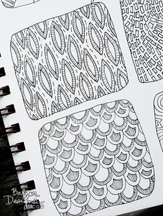 doodles!  this website is an awesome art journaling ideas website