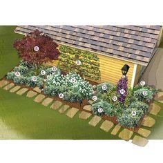 Southeast Garden Plan