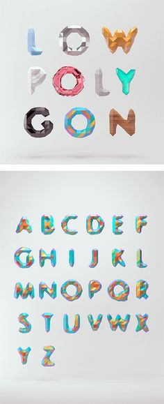 Creative Typography by Mount