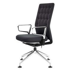 ID Trim Meeting Chair | Vitra | Antonio Citterio #office #meeting #table…