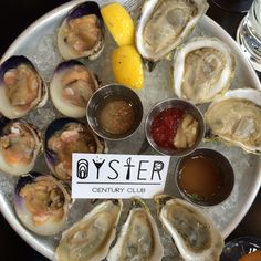 Did you try any new oysters this weekend?