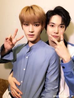 TY and Doyoung