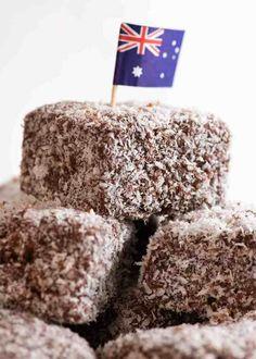 Aussie Food, Australian Food, Australian Recipes, Australian Icons, Easy Dinner Recipes, Gourmet Recipes, Baking Recipes, Cake Recipes, Great Barrier Reef Australia