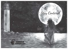The cover for Stay Centered