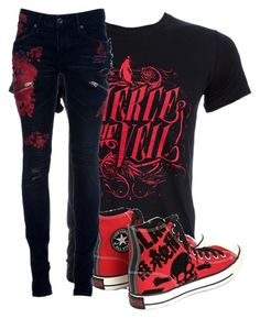 I need this outfit asap. I LOVE Pierce The Veil, and I can't wait for Vans Warped Tour This would be the perfect outfit for that event! Band Outfits, Scene Outfits, Emo Outfits, Hot Topic Outfits, Hot Topic Shoes, Batman Outfits, Tomboy Outfits, Grunge Outfits, Emo Fashion