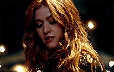 """ ""Takes one to know one. Clary And Jace, Clary Fray, Female Actresses, Actors & Actresses, Shadowhunters Season 3, Katherine Mcnamara, Clace, Abraham Van Helsing, Famous Girls"
