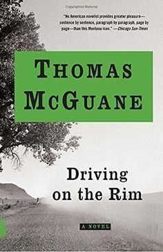 Driving on the Rim Vintage Contemporaries Reprint