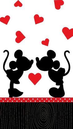 Imagens Para Capas - Mickey e Minnie - Wattpad