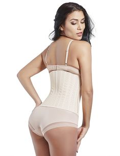 011d3486b9fda LoverBeauty Womens Corset Breathable Slimming Waist Cincher Beige Size XXL  -- Click image for more details. (Note Amazon affiliate link)
