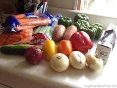 Gluten-free crock pot freezer cooking recipes
