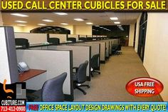 Refurbished Call Center Cubicles Call Us For A FREE Quote 713-412-0900 – USA FREE SHIPPING Visit Our Office Furniture Showroom Located On Beltway-8 between West Little York & Tanner Rd. On The West Side Of Beltway-8 In Houston, Texas.  Used Call Center Cubicles For Sale  Used Call Center Cubicles might be basic, but they can still put a major dent in your office budget. And while they are a business asset, there's no need to overspend to establish efficient work stations for your whole…