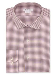 Van Heusen  Big  Tall Checkered Button Down Shirt