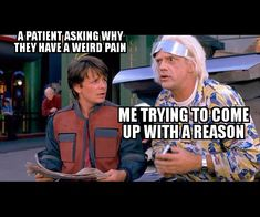 - Nursing Meme - The post appeared first on Gag Dad. Nursing Tips, Nursing Memes, Nurse Humor, Ems Humor, Hospital Memes, Physical Therapy Memes, Trauma Nurse, Medical Memes, Nurses Station