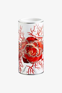 Rose Jewels Medium Vase| Roberto Cavalli Home #RobertoCavalliInteriors #Tableware #Rose #Jewels #Vase #RobertoCavalliHomeInteriors #KingsofChelsea #Interiors #InteriorsStylist #Fashion #Style #Lifestyle #DesignInspiration #Design #RobertoCavalli #RobertoCavalliInteriors #DesignBlog #InteriorsBlog #InteriorDesign #FurnitureDesign