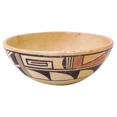 Check out this item at One Kings Lane! Mesa Hopi Bowl, Signed
