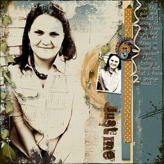 ON THE EDGE overlays no.3 by Erica Zwart    Today by Camomile Designs  Easy to Start Vol.6 by Camomile Designs
