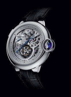Cartier domine le salon en présentant une dizaine de montres exceptionnelles