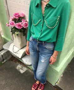 zac posen Lili Vintage New Orleans