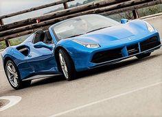 2016 Ferrari New Cars