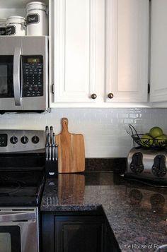 no mess no fuss smart tile backsplash, diy, home decor, home improvement, kitchen backsplash, kitchen design