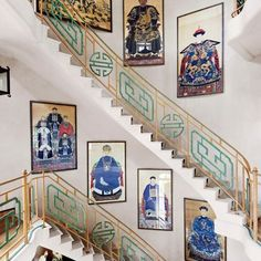 Extraordinary Staircases : Architectural Digest