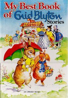 vintage kids book My Best Book of Enid Blyton by OnceUponABookshop, $5.00