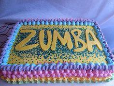 zumba cupcakes - Google Search
