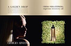 Jason Hetherington & Armani - Crema Nera / Acqua Pantelleria — News — Serlin Associates