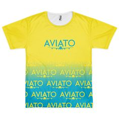 AVIATO - Silicon Valley Shirt $36  From Elrich Bachman's startup AVIATO