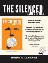 """Printable teaching guide to """"The Silenced"""" by James DeVita (Grades 7-12)"""