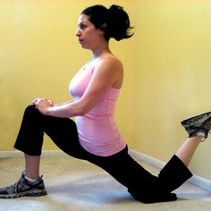 RX For Low Back Pain: Stretch Your Hip Flexors. Healthy hips are very important for your whole body.